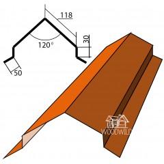 Skate trapezoidal