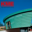 Patinated copper sheet roofing KME