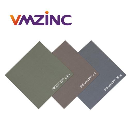 Titan zinc roofing VMZINK