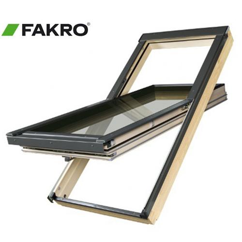 Мансардное окно Fakro FTT U6