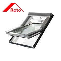 Мансардне вікно Roto Designo R4 / R6 RotoTronic