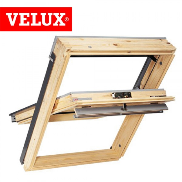 roof window velux ggl 3065. Black Bedroom Furniture Sets. Home Design Ideas
