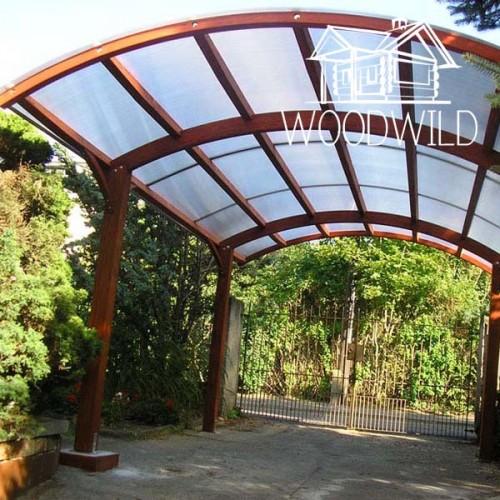 Canopy arc