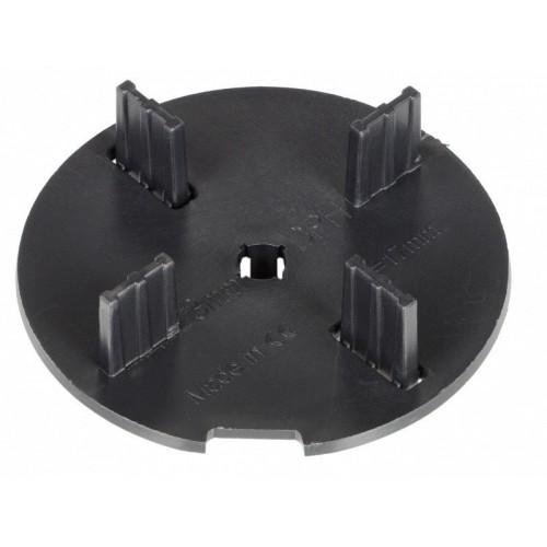 TABS4MM-H17 Крестик с разделительными пластинами