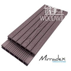 Composite decking Miradex