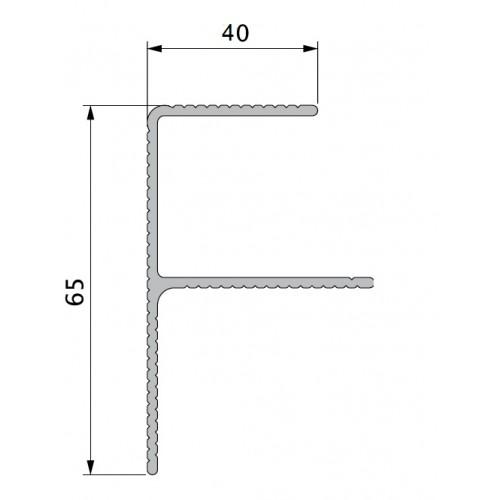 Corner TWINSON 40х65