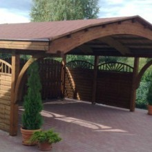 Wooden sheds garages gazebos