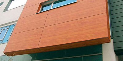 Buy organic and composite facade systems in Kiev